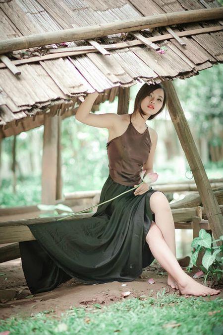 風情萬種的越南美女