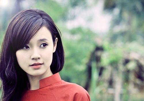 多情妖嬈的越南美女